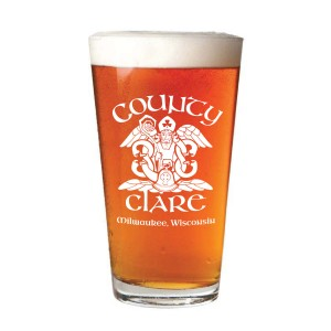 County-Clare-Pint-Glass